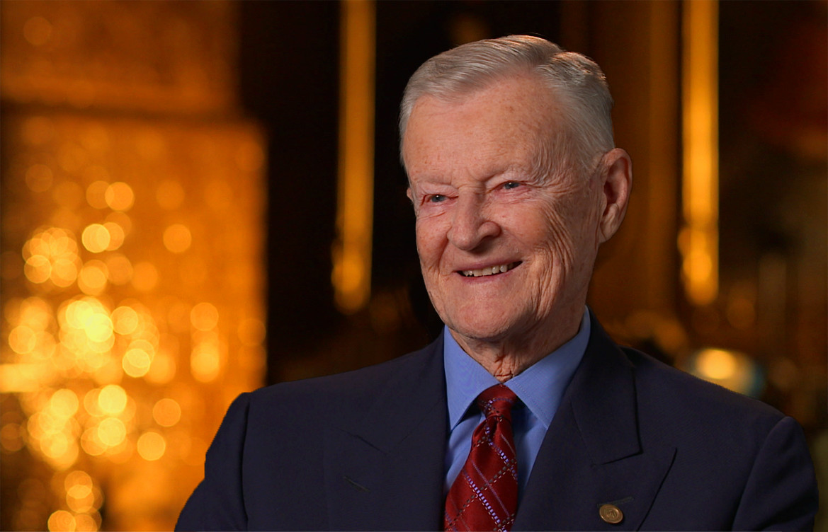 Zbigniew Brzezinski interviewed about the fall of communism.