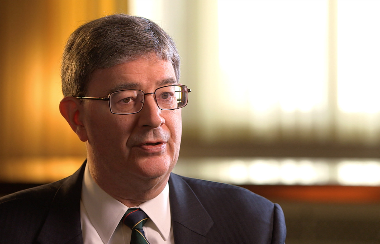 George Weigel, interviewee on John Paul II: Liberating a Continent, the Fall of Communism.