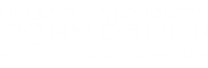 Liberating a Continent: John Paul II and the Fall of Communism menu logo